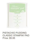 Pistachio pad