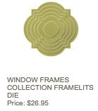 Windo framelits