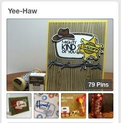 Yee-haw board
