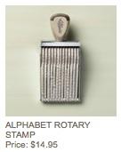 Rotary stamp