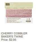 Cherry twine