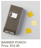 Banner punch