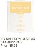 Saffron pad