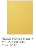 Hello honey cs