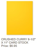 Crushed curry cs