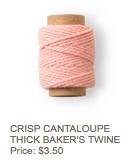 Cantaloupe twine