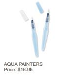 Aqua painters