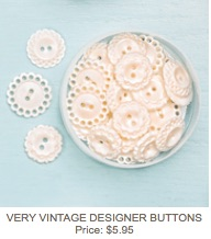 Very vintage buttons