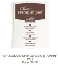 Choc chip pad