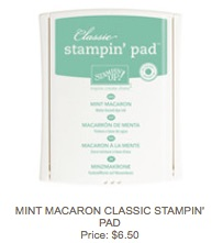 Macaron pad