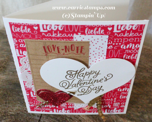 Sealed with love card 4