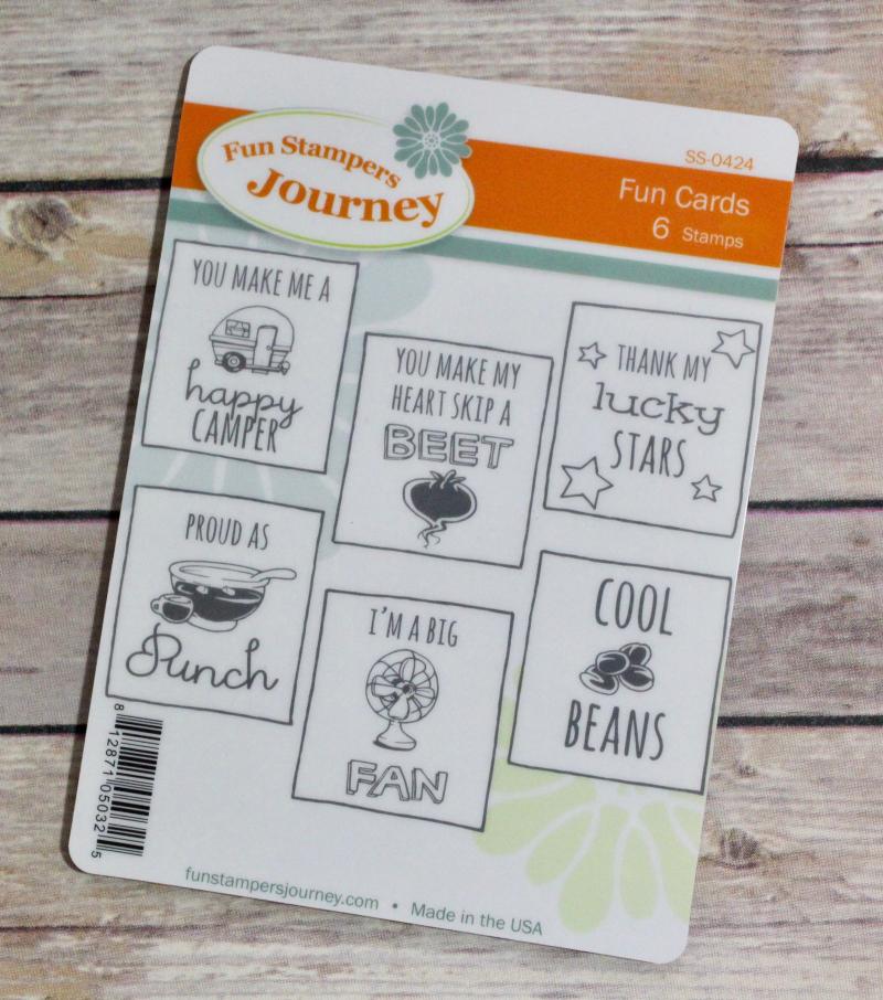 Fun Card Stamp Set