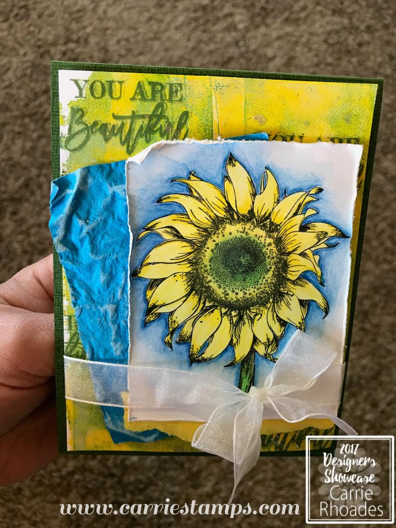 Hello Sunflower 4