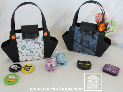 Halloween purses 4