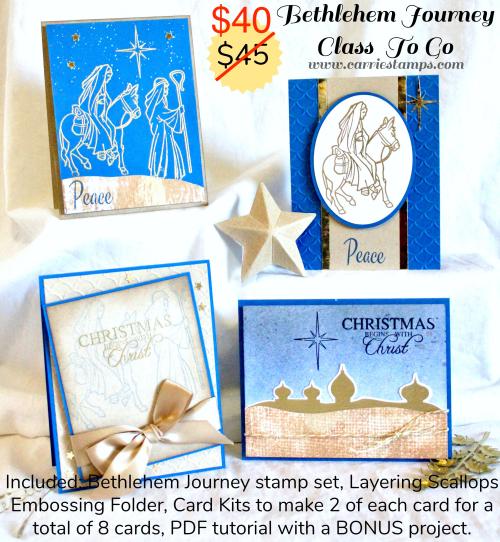 Bethlehem Journey flyer-sale