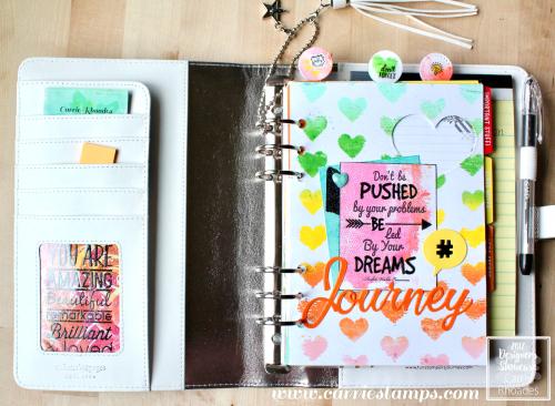 Journey Planner Dashboard 1