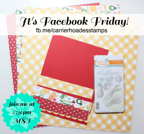 Recipe Card FB Friday