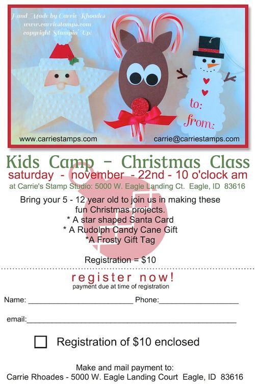 Kids invite