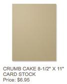Crumb cake cs