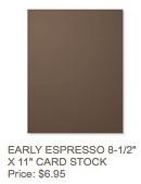 Early espresso cs