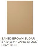 Brown sugar cs