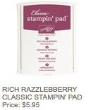 Razzleberry pad