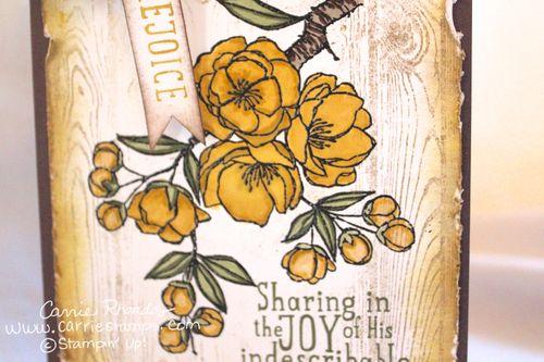 Indescribable gift yellow 3