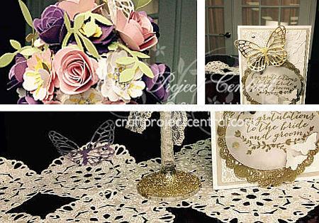 Wedding Table Decor & Card SP