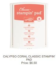 Coral pad