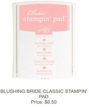 Bride pad