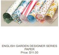 English garden dsp