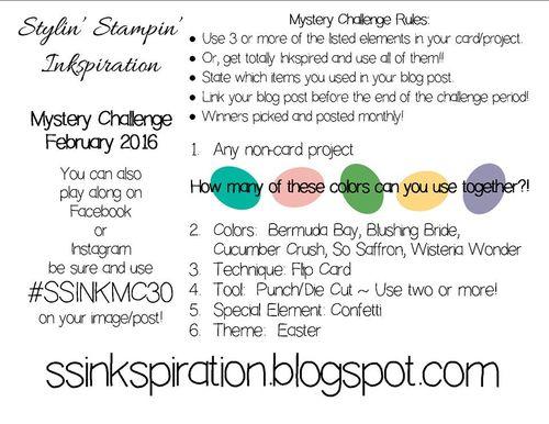 #SSINKMC30-February