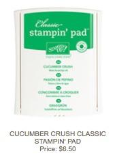Cucumber pad