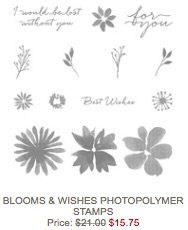 Blooms and wishes