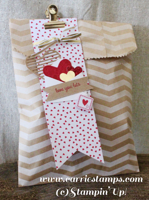 Sealed with love Treat Bag2