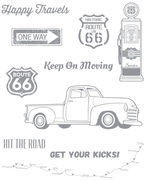 Hit the road stamp set_magnified image_2152_v636257063037209086