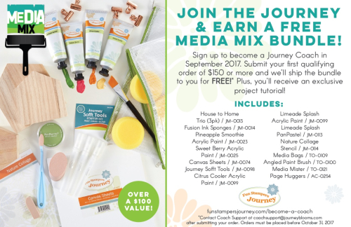 Mix Media Bundle list