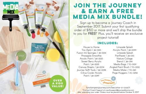 Mix Media Bundle list