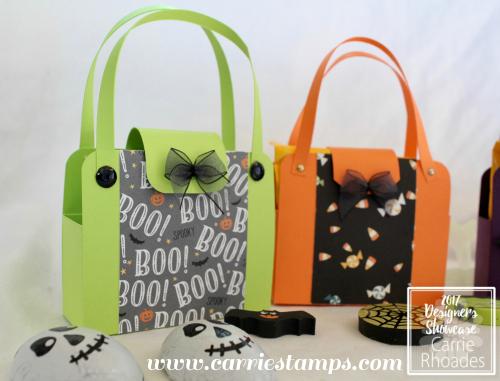 Halloween purses 3