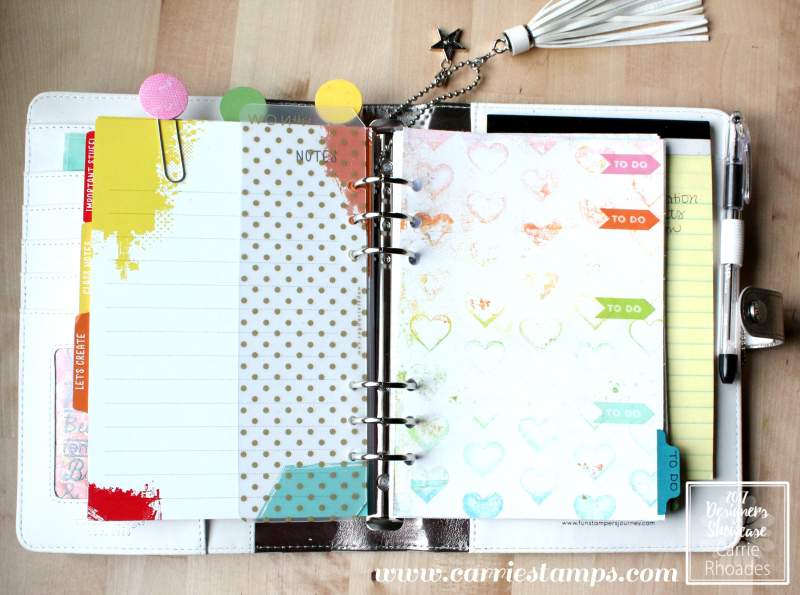 Planner To Do Divider
