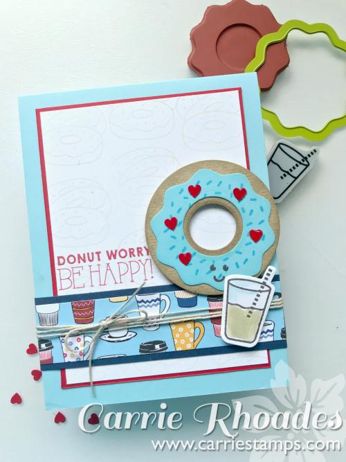 Donut worry 1