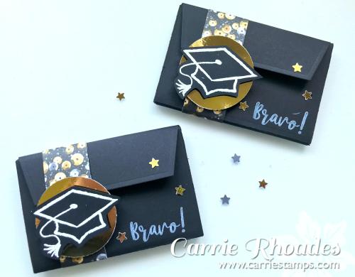 Tri-Fold Gift Card Sleeve