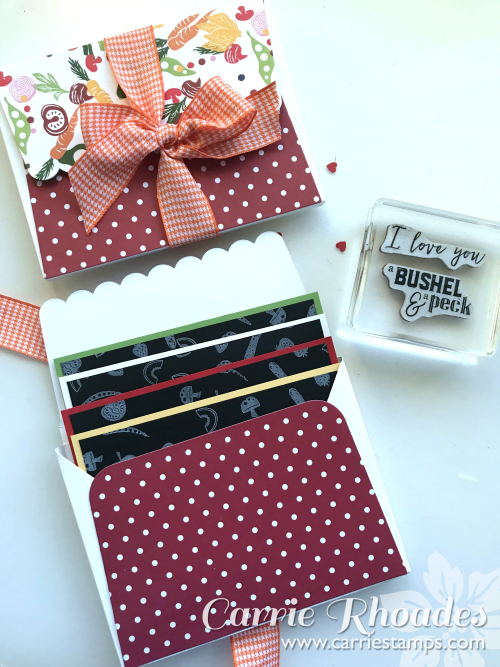 Bushel & a Peck Recipe Card Holder 3