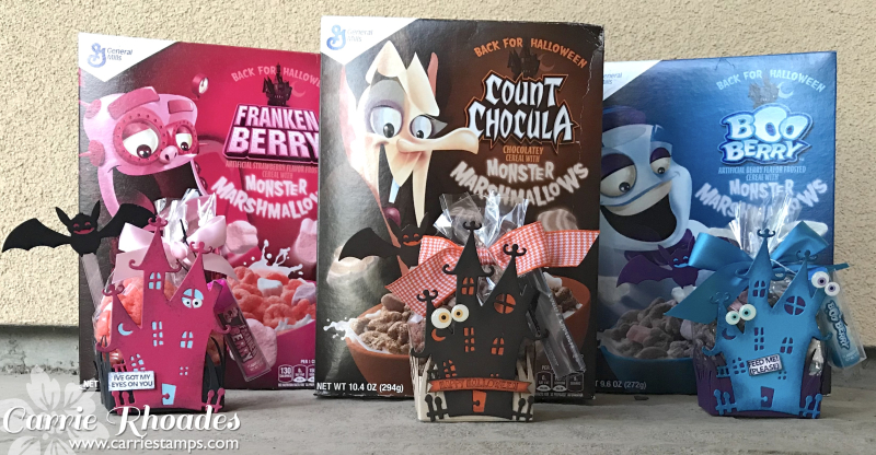 Haunted House Boxes 2