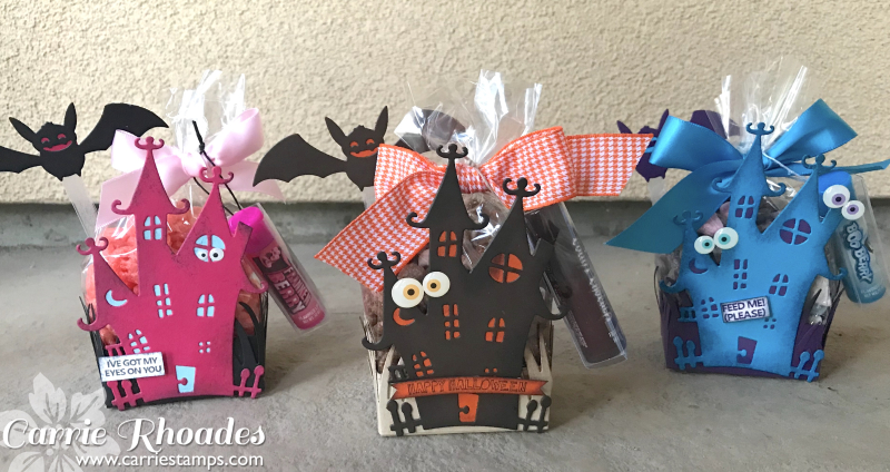 Haunted House Boxes 3