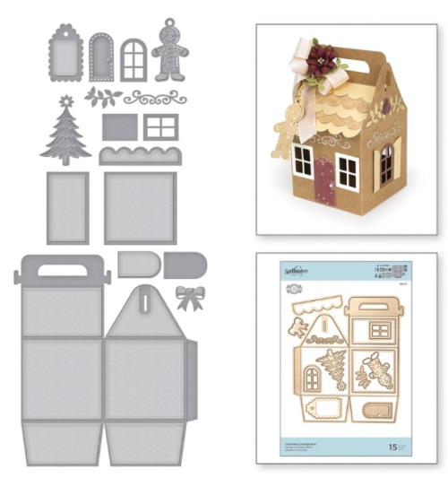 Charming Cottage Box Die Set