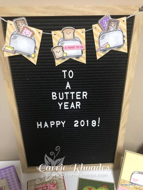 Butter Year Banner 2