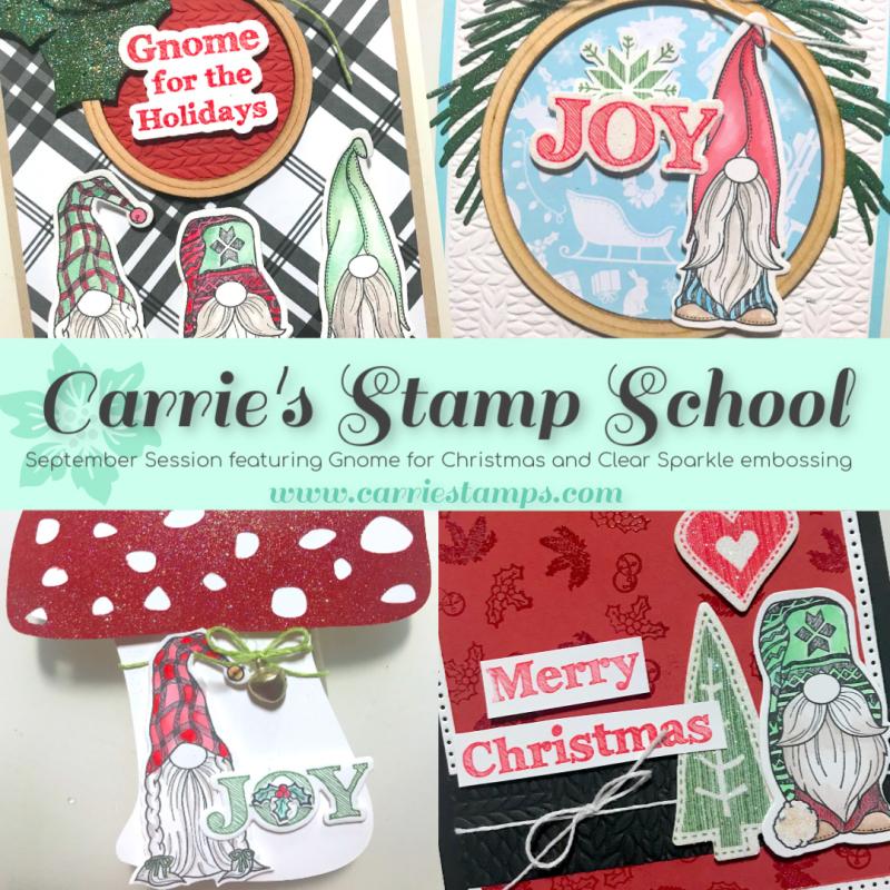 Gnome Stamp School