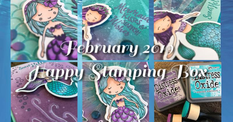 FEB Happy Stamping Box