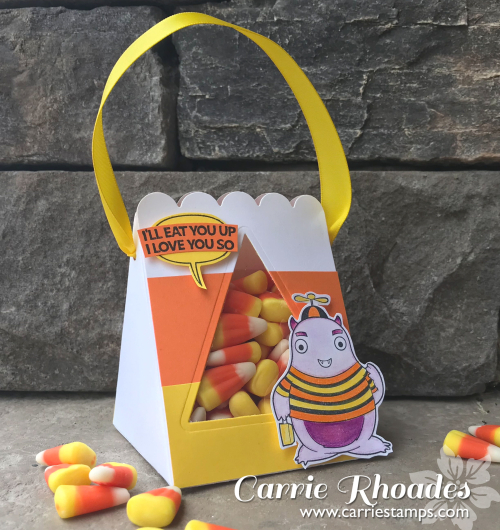 Candy Corn purse cover